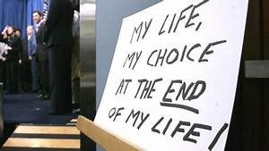 """California Governor Signs """"Right-to-Die"""" Law 