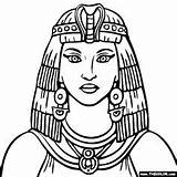 Coloring Sarcophagus Cleopatra Egyptian Pages Egypt Printable Ancient History Colouring Books Sheets Historical Drawings Thecolor Figure Party Famous Queen Draw sketch template