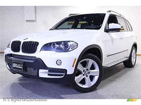 2009 Bmw X5 Xdrive30i In Alpine White