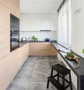 Aménagement Cuisine En U : am nagement agencement de cuisine guide complet ~ Melissatoandfro.com Idées de Décoration