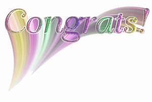 Image Congratulations 34 | Congratulations | Animated ...