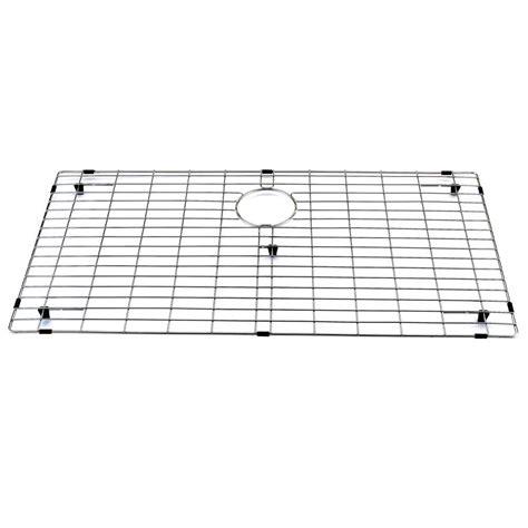 Kitchen Sink Bottom Grid by Vigo 33 In X 17 In Kitchen Sink Bottom Grid Vgg3318