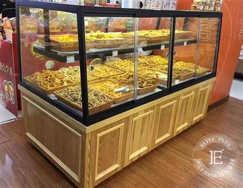 Bread Display Cabinets Elite Plus Customized Display Cabinet
