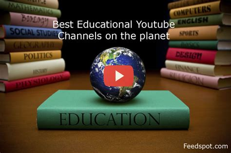 top  educational youtube channels  learning