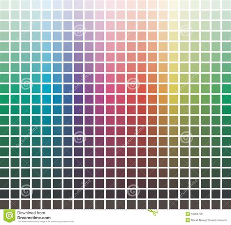 color library vector colors library royalty free stock images image