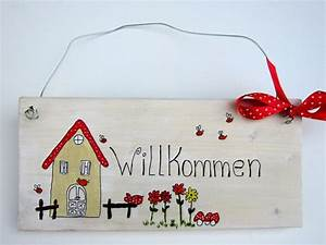 Türschilder Holz Familie : 16 besten t rschilder bilder auf pinterest t r ~ Lizthompson.info Haus und Dekorationen