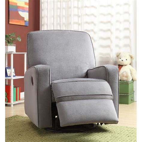 Wayfair Swivel Glider Chair by 1000 Ideas About Recliners On Classic Home