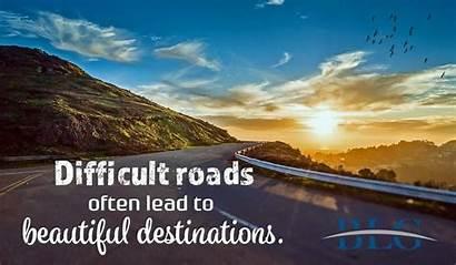 Destination Roads Difficult Destinations