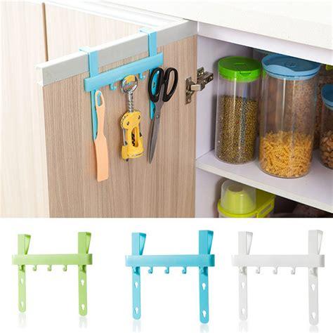 quality door rack hooks kitchen hanging storage hanging