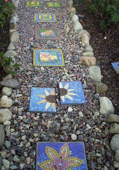 creative design rock garden  frames  custom garden
