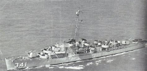 USS Raymond (DE-341) - Wikipedia