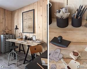Mur Interieur En Bois De Coffrage : une maison de famille en picardie e magdeco magazine ~ Premium-room.com Idées de Décoration