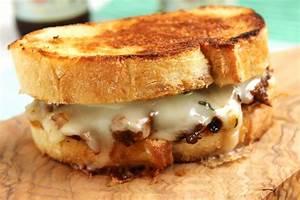 Short Rib and Taleggio Grilled Cheese Sandwich - The