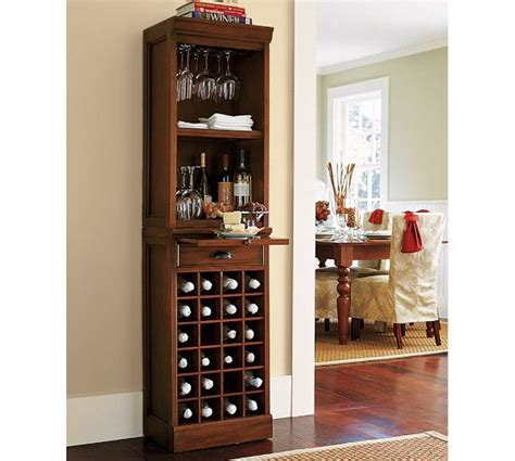 Modular Bar With Cabinet Tower by Modular Bar With Wine Grid Tower Design Home Bar
