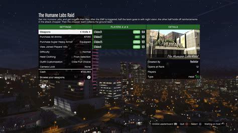 gta  heists update   gb achievements revealed