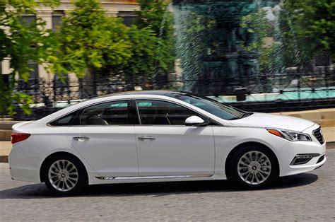 2015 Hyundai Sonata Reviews And Rating  Motor Trend