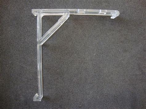 vertical blind bracket valance clip clear set of 10