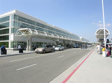 Ontario Airport Visit Anaheim