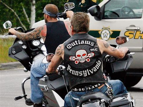 images  outlaw bikers  pinterest