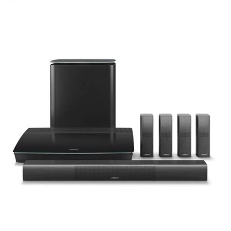 bose lifestyle   channel home theatre speaker system