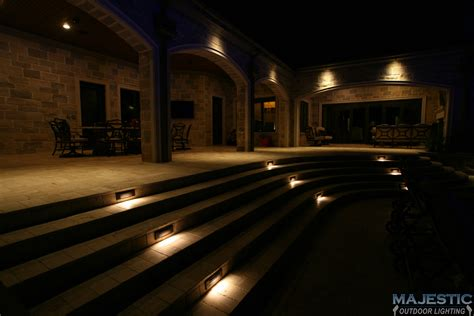 step lights gallery throughout fort worth and dallas tx