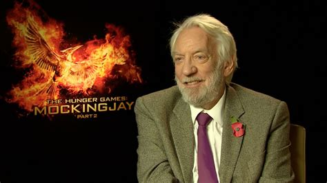 donald sutherland president snow donald sutherland president snow is not a bad guy youtube