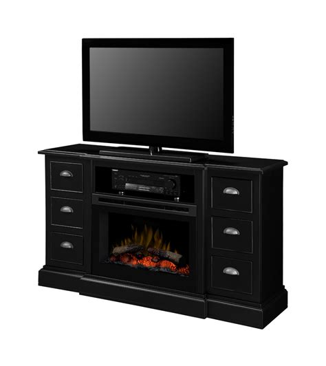 dimplex gibbons media console electric fireplace toronto