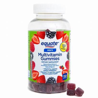 Equate Multivitamin Gelatin Gummies 150ct Vitamins Walmart