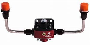 Fuel Line And Regulator Kit For 4500 Dominator