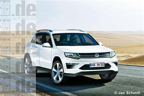 volkswagen tiguan rumors concept release price canada
