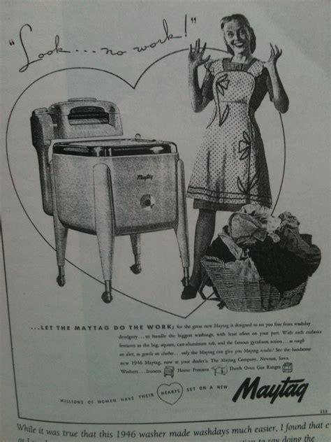 Old Maytag Wringer Washer Vintage Antique Retro
