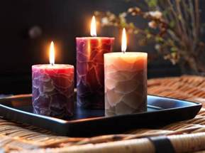 home interiors candle five different types of candles for home decor