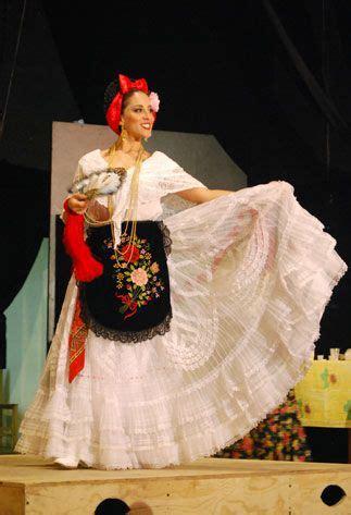 Veracruz Trajes tipicos de México Pinterest