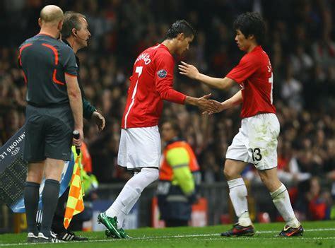 Polsat plus arena gdansk, gdańsk, poland disclaimer: Cristiano Ronaldo, Ji-Sung Park - Cristiano Ronaldo Photos - Manchester United v Villarreal ...