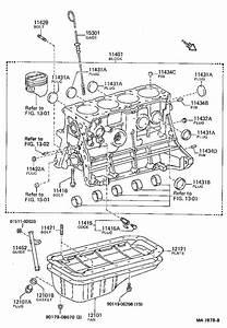 1988 Toyota Mr2 Engine Oil Drain Plug