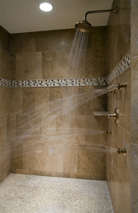 High End Shower Heads - 12 luxury showers that will never make you want to leave