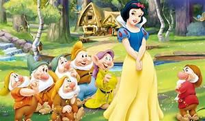 Snow White and the Seven Dwarfs vs. Sneewittchen ...