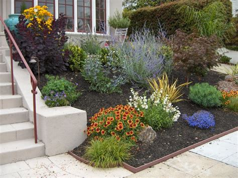 low maintenance landscaping ideas for front yard low maintenance drought tolerant front yard yelp