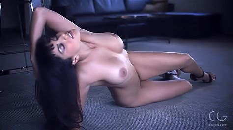 Naked Babe Sunny Leone On The Office Floor Alpha Porno