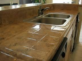 kitchen countertops options ideas tile kitchen countertop pictures and ideas