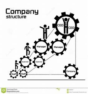 Company Teamwork For Business Development Concept Royalty