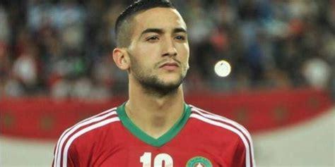 le siege de l ua hakim ziyech le footballeur qui séduit les clubs