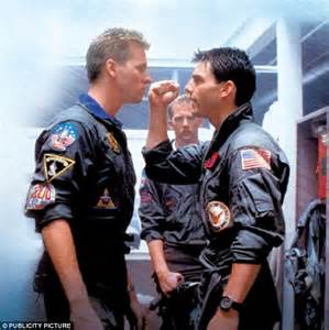 Top Gun Maverick And Iceman