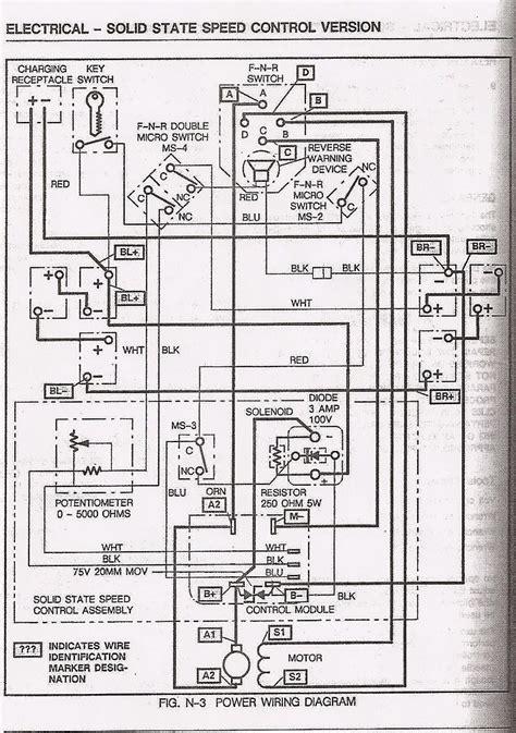Electric Ezgo Golf Cart Wiring Diagram by Ez Go Charger Wiring Diagram Fuse Box And Wiring Diagram