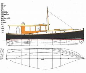 Classic Motor Boat Plans Details Plan Make Easy To Build