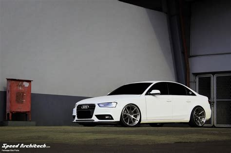Bc Forged Wheels  Audi B8 A4 With Bc Forged Wheels Hb29