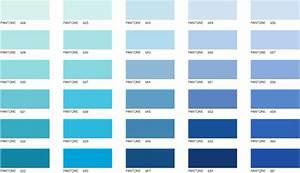 Code Couleur Pantone : nuancier bleu pantone recherche google couleurs pantone color chart pantone et pantone color ~ Dallasstarsshop.com Idées de Décoration