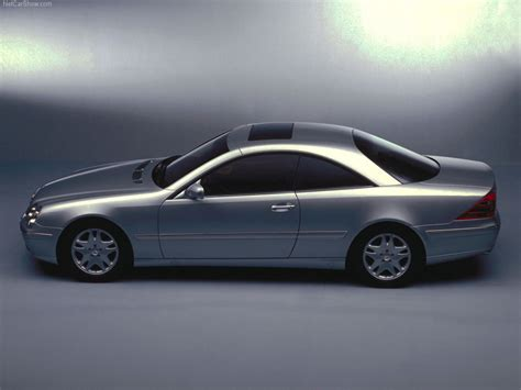 2000 Mercedes Cl 500 by Mercedes Cl500 2000 Picture 07 1024x768