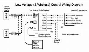Lighting Low Voltage Wiring Diagram