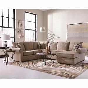 coaster fairhaven 501149 cream colored u shaped sectional With u shaped sectional sofas with chaise